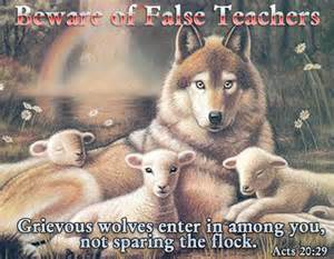False Teacher